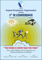 3rd IR Conference: The Future Is Faster Than You Think